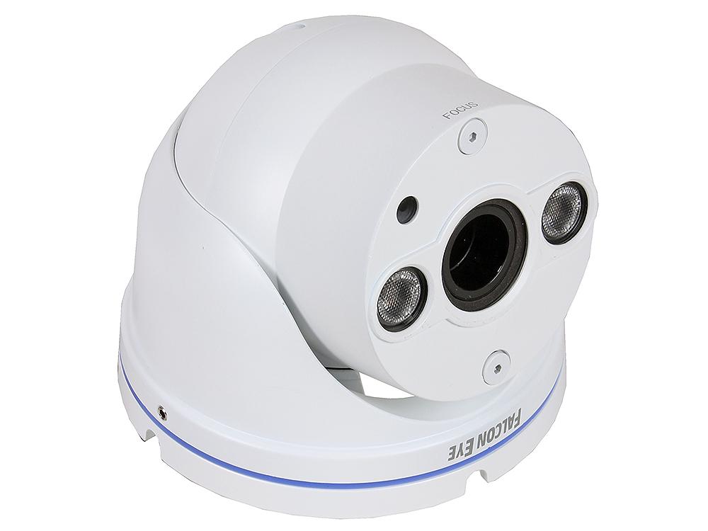 IP-камера Falcon Eye FE-IPC-DL130PV 1.3 мегапиксельная уличная купольная, H.264, протокол ONVIF, разрешение 960P, матрица 1/3 SONY CMOS, чувствительн ip камера 130 3518e