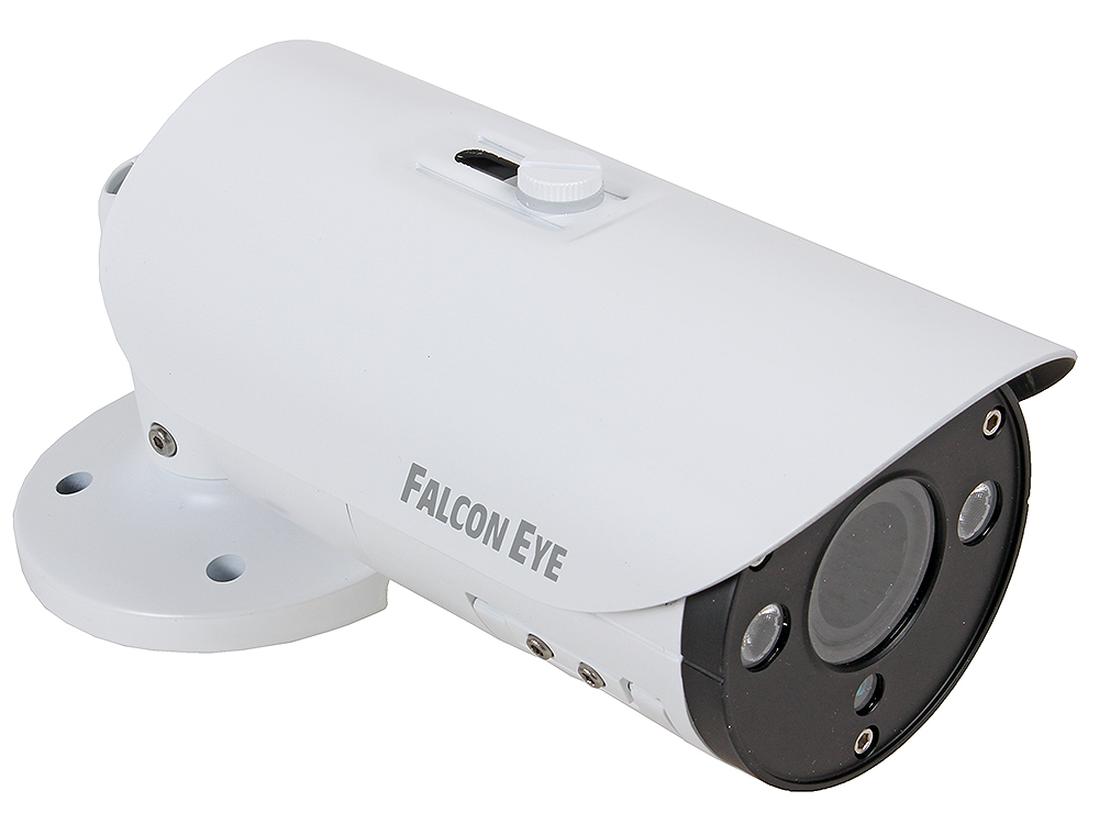 IP-камера Falcon Eye FE-IPC-BL200PV 2 мегапиксельная уличная, H.264, протокол ONVIF, разрешение 1080P, матрица 1/2.8 SONY 2.43 Mega pixels CMOS, чувс 1080p hd h 264 onvif 2 0 megapixel 22ir pan tilt dome outdoor network wireless surveillance recorder wifi ip camera cctv camera