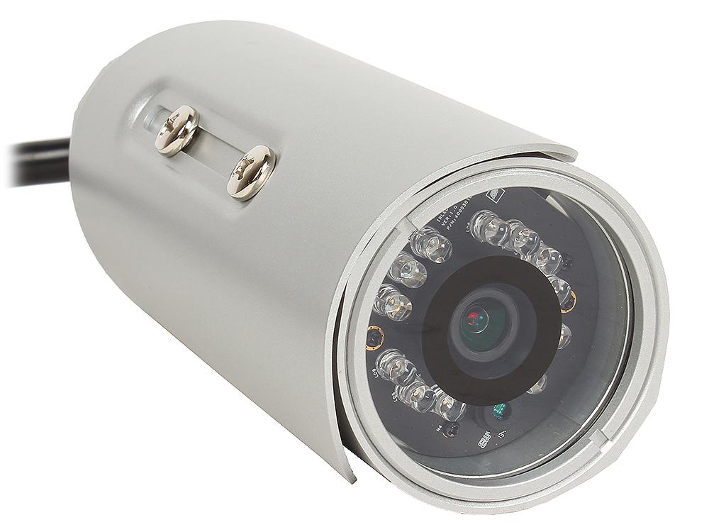 Интернет-камера D-Link DCS-7110/A3A Внешняя сетевая HD-камера с поддержкой PoE и ночной съемки ip камера d link dcs 7110