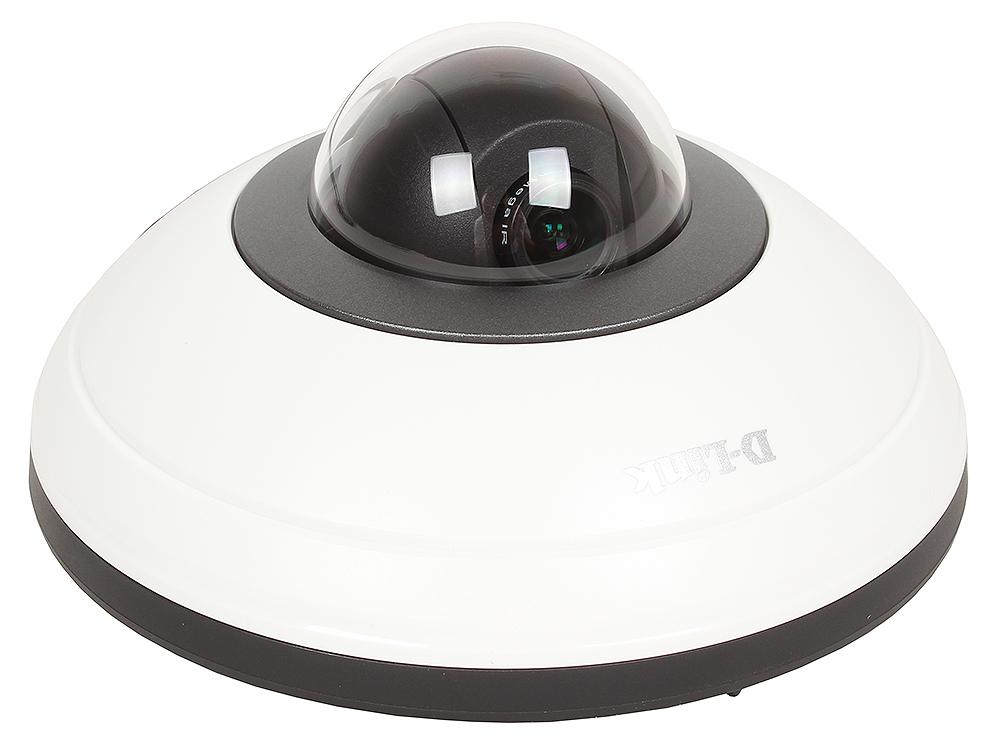 Интернет-камера D-Link DCS-5615/A1A Купольная сетевая 2 МП Full HD-камера с поддержкой PoE и приводом наклона/поворота