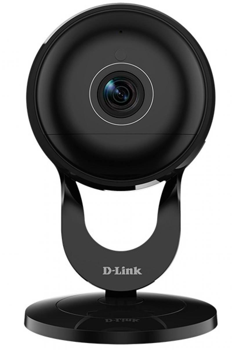 Интернет-камера D-Link DCS-2630L/RU/A1A 2 МП беспроводная облачная сетевая Full HD-камера, день/ночь, с ИК-подсветкой до 5 м, углом обзора по горизонт