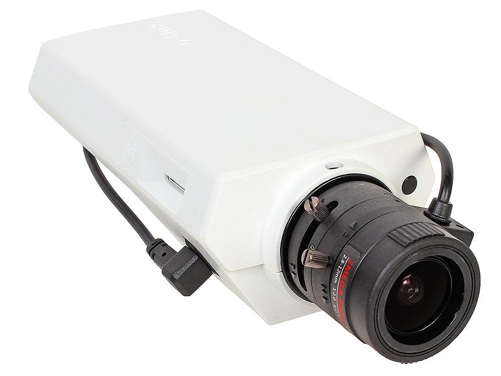 Интернет-камера D-Link DCS-3511/UPA/A1A Сетевая HD-камера с поддержкой PoE и ночной съемки интернет камера d link dcs 700l a1a