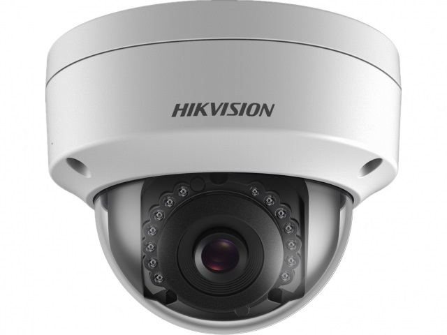 IP-видеокамера Hikvision DS-2CD2122FWD-IS 2.8мм 1/2.8 1920х1080 H.264+ Day-Night PoE wanscam hw0023 720p hd 36 leds ir cut h 264 pnp wifi wireless outdoor waterproof night vision security system network ip camera