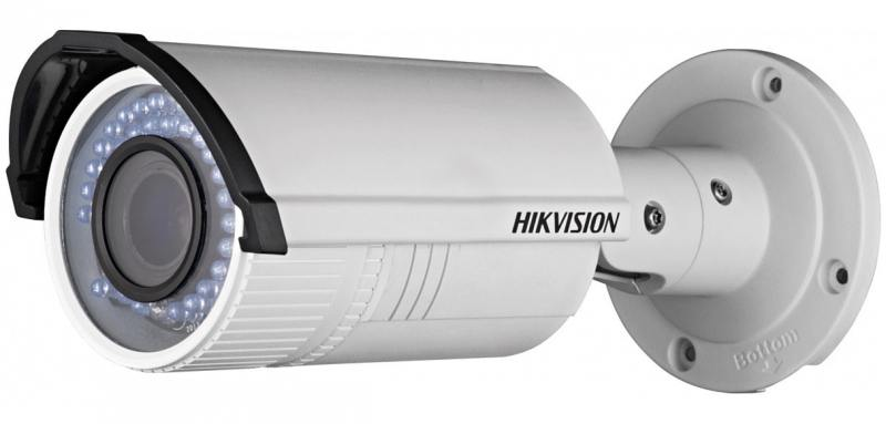 IP-видеокамера Hikvision DS-2CD2622FWD-IS 2.8-12мм 1920х1080 PoE ip видеокамера hikvision ds 2cd2622fwd is 2 8 12мм 1920х1080 poe