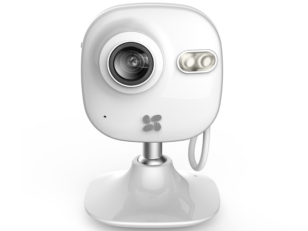 EZVIZ C2mini-31WFR 1Мп внутренняя Wi-Fi камера c ИК-подсветкой до 10м/микрофон,обнаружение движения/microSD