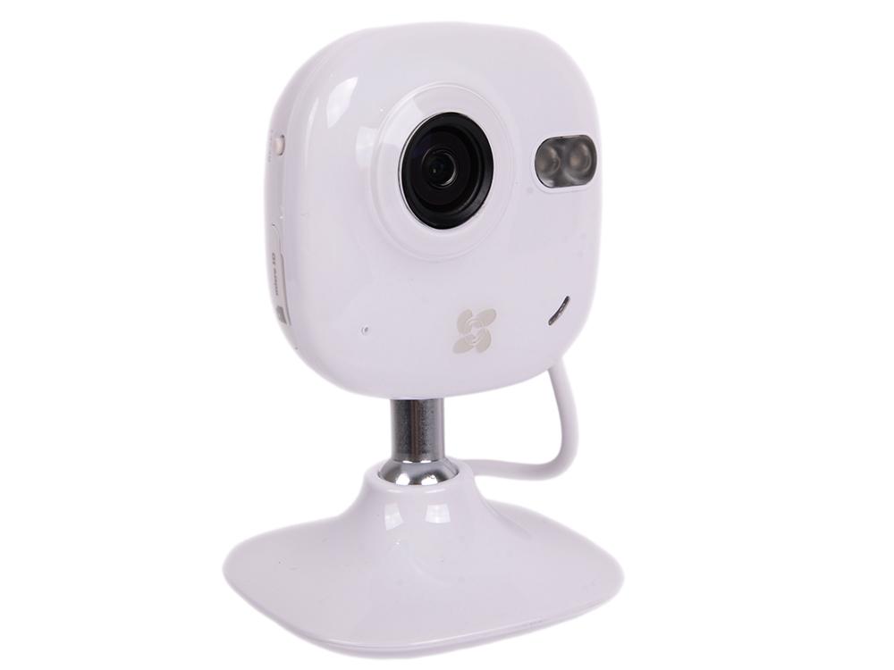 EZVIZ C2mini-31WFR 1Мп внутренняя Wi-Fi камера c ИК-подсветкой до 10м/микрофон,обнаружение движения/microSD ip камера ip cs c2mini 31wfr ezviz