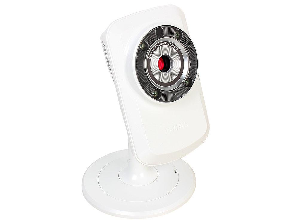 Камера D-Link DCS-932L/B2A Беспроводная облачная сетевая VGA-камера, день/ночь, с ИК-подсветкой до 5 м ip камера d link dcs 5222l b1a b2a b2b