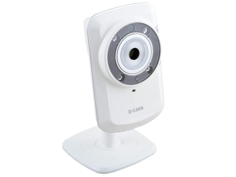 Камера IP D-Link DCS-932L 640x480 до 20fps MJPEG LAN 802.11n Day&Night с поддержкой mydlink