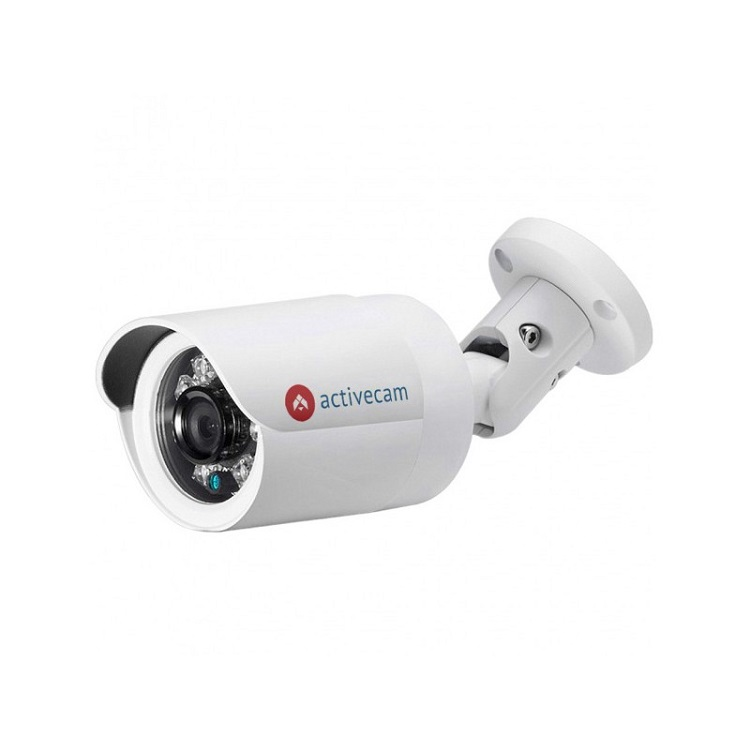 IP-камера ActiveCam AC-D2121IR3 3.6мм 1/2.7 1920х1080 H.264 Day-Night PoE gotake 48v poe ip camera hd 960p network cctv mobile p2p ir night vision outdoor security onvif h 264
