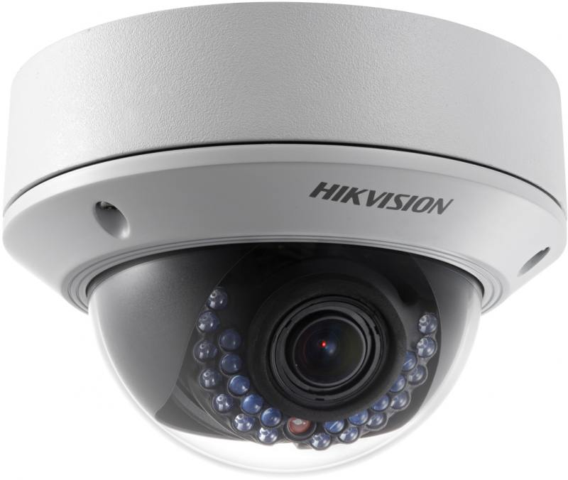 IP-видеокамера Hikvision DS-2CD2742FWD-IZS 2.8-12мм 1/3 2688х1520 H.264 MJPEG Day-Night PoE ip видеокамера hikvision ds 2cd2622fwd is 2 8 12мм 1920х1080 poe