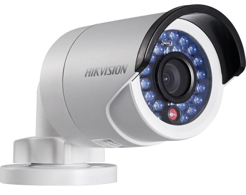 IP-видеокамера Hikvision DS-2CD2042WD-I 12мм 1/3 2688х1520 H.264 MJPEG H.264+ Day-Night PoE ip видеокамера hikvision ds 2cd2622fwd is 2 8 12мм 1920х1080 poe
