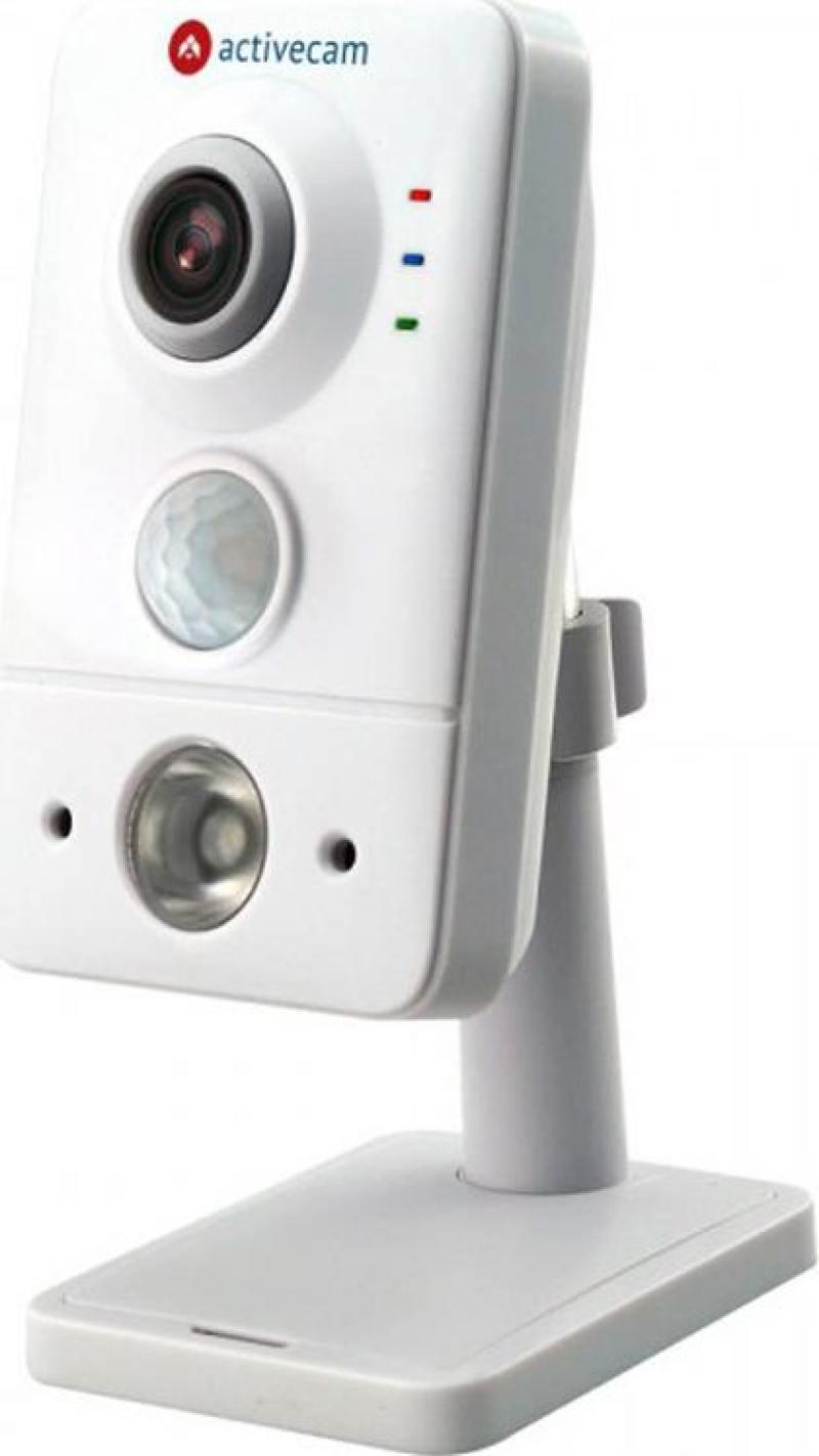 Видеокамера IP ActiveCam AC-D7141IR1 2.8мм 1/3 H.264 Day-Night PoE видеокамера ip activecam ac d7121ir1