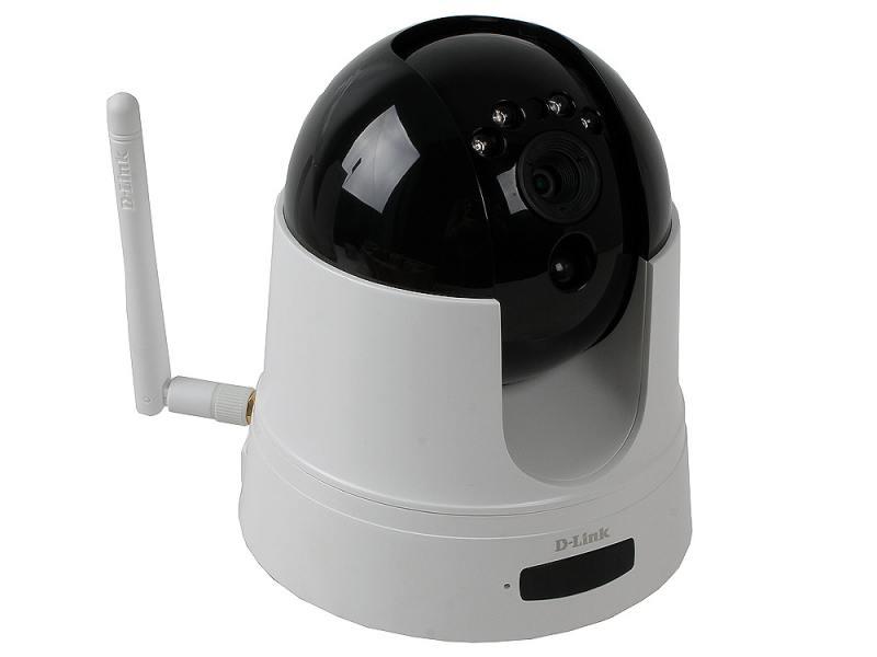 Камера IP D-Link DCS-5222L 1280x720 до 30fps H.264/MPEG4/MJPEG поддержка MyDlink Wi-Fi d link d link dcs 930l 640x480