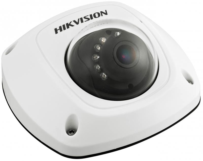 "IP-камера Hikvision DS-2CD2522FWD-IWS 4мм CMOS 1/2.8"" 1920 x 1080 H.264 MJPEG RJ-45 LAN PoE белый от OLDI"