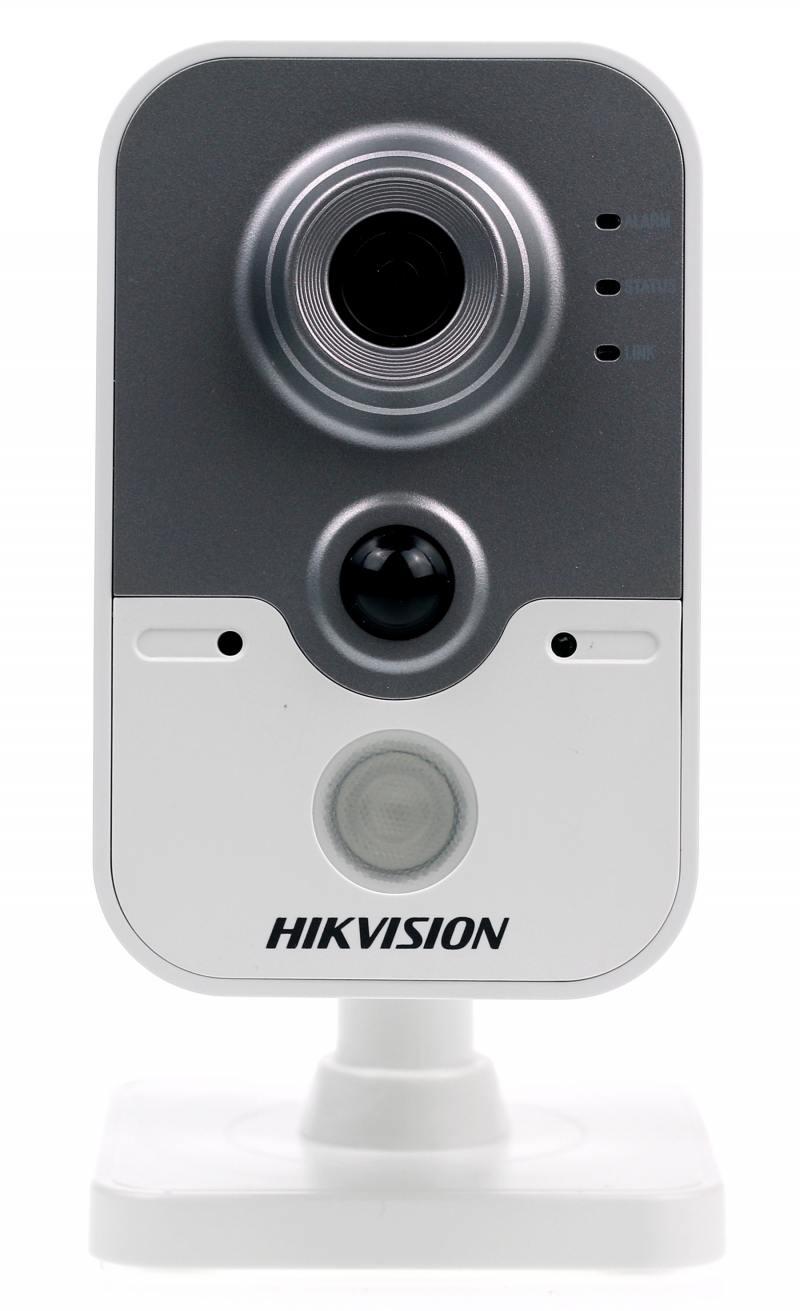 IP-камера Hikvision DS-2CD2422FWD-IW 4мм CMOS 1/2.7 1920 x 1080 H.264 MJPEG RJ-45 LAN PoE белый черный 5 0 megapixel 2592 1944 cmos ov5640 mjpeg