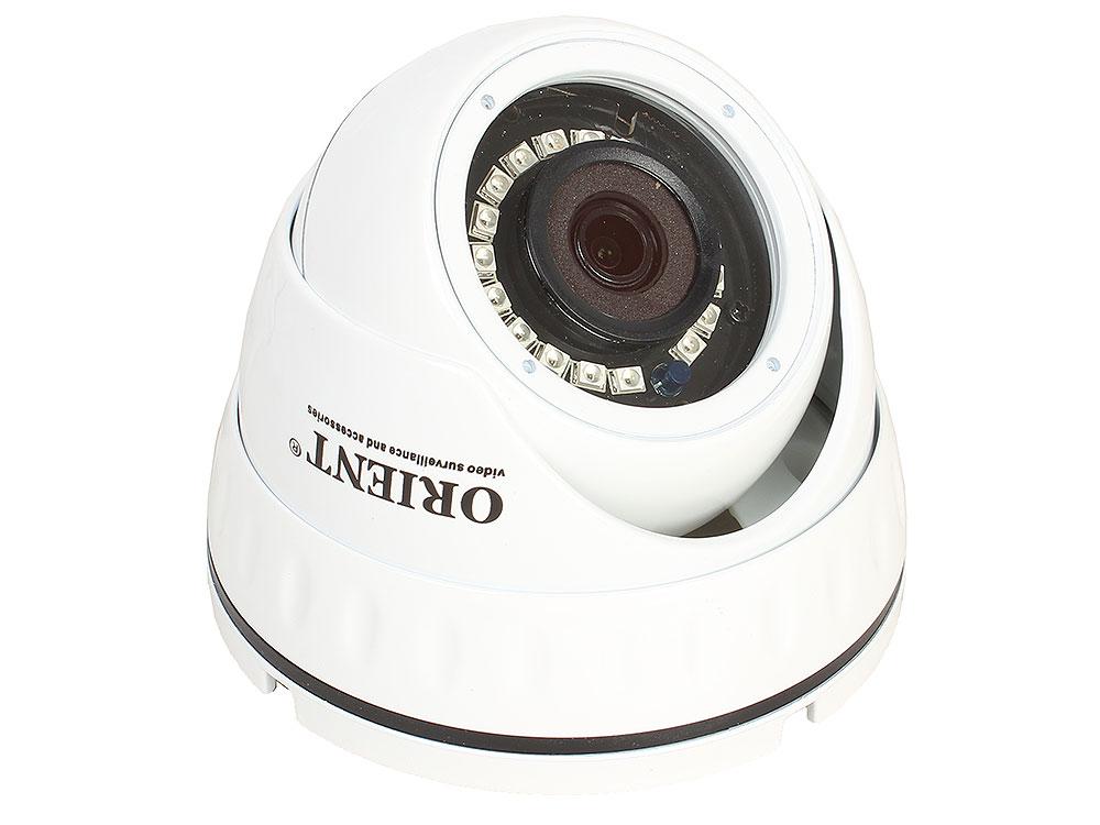 Камера наблюдения ORIENT IP-950-SH24BP MIC IP-камера с микрофоном купольная, 1/2.9