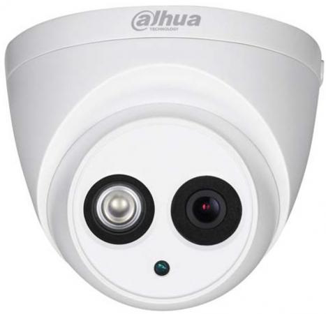 IP-камера Dahua DH-IPC-HDW4830EMP-AS-0400B 4мм цветная корп.:белый