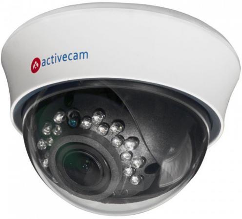 Видеокамера IP ActiveCam AC-D3113IR2 2.8-12мм цветная корп.:белый видеокамера ip activecam ac d7121ir1