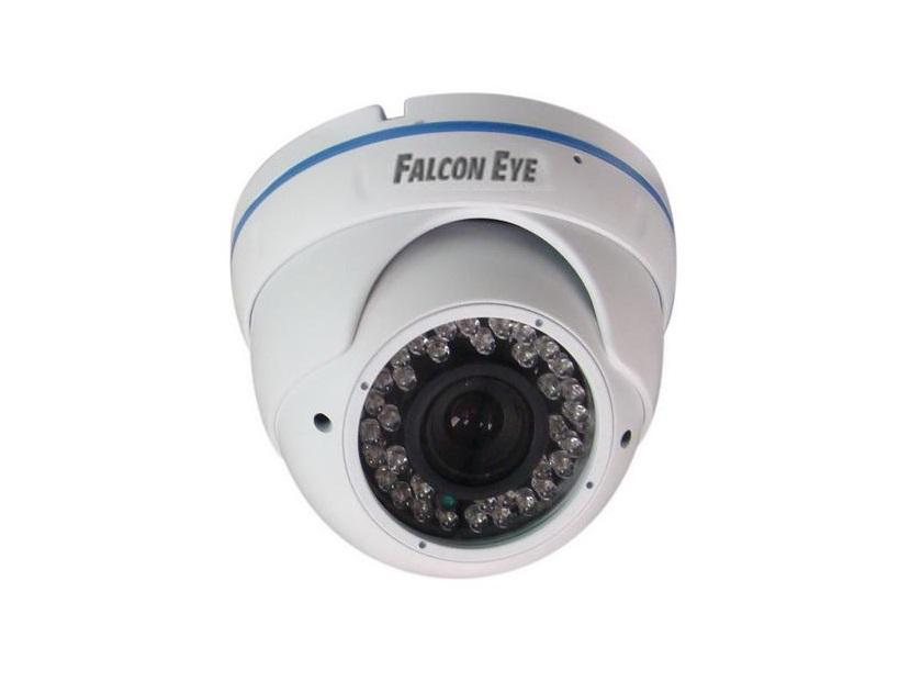 IP-камера Falcon Eye FE-IPC-DL202PV 2 мегапиксельная уличная купольная,H.264, протокол ONVIF, разрешение 1080P, матрица 1/2.8 SONY 2.43 Mega pixels C видеорекордер falcon eye fe 1080p 16 каналов fhd standalone onvif nvr h 264