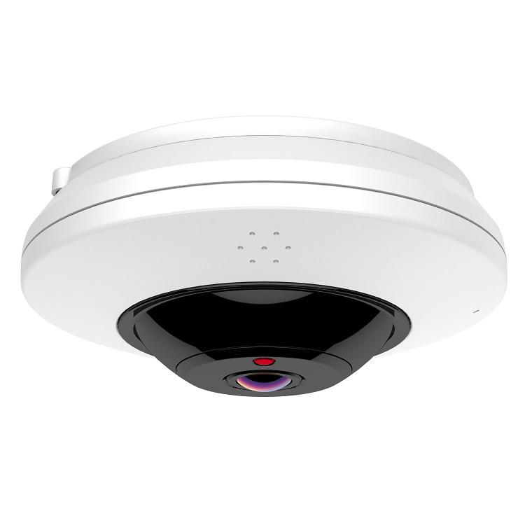 Камера наблюдения ORIENT IP-367FE-2M Wi-Fi панорамная IP-Камера беспроводная с записью на microSD, 1/3 Aptina 2.4Mpx CMOS Sensor (AR0330+FH8830), камера видеонаблюдения orient ip 34 oh10b ip 34 oh10b