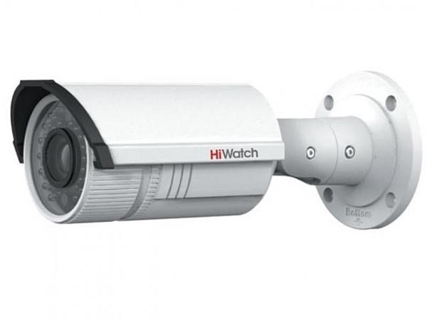 IP-камера HiWatch DS-I126 (2.8-12 mm) 1.3Мп уличная цилиндрическая IP-камера с ИК-подсветкой до 30м 1/3'' Progressive Scan CMOS; объектив 2.8-12мм; у ip камера hiwatch ds i128 2 8 12 mm 1 3мп уличная купольная ip камера с ик подсветкой до 20м 1 3 progressive scan cmos объектив 2 8 12мм угол о