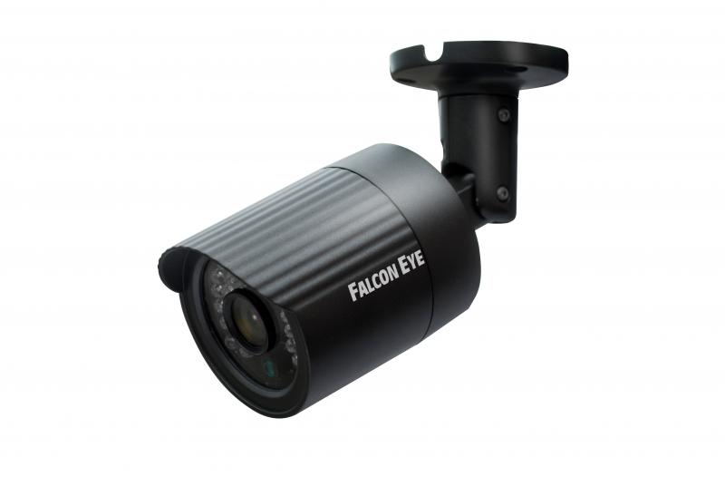 IP-камера Falcon Eye FE-IPC-BL200P 2Мп уличная IP камера; Матрица 1/2.8 SONY 2.43 Mega pixels CMOS; 1920х1080P*25к/с; Дальность ИК подсветки 20-30м;