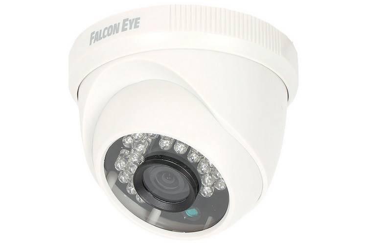 Ip-камера falcon eye fe-ipc-dpl200p купольная; матрица