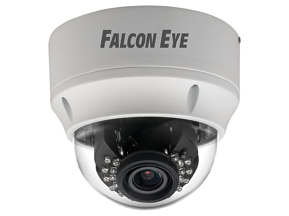 IP-камера Falcon Eye FE-IPC-DL301PVA 3Мп уличная IP камера; Матрица 1/2.8 SONY CMOS, 2048X1536p*25к/c; Дальность ИК подсветки 20-25м; Объектив f=2 комплект ip видеонаблюдения falcon eye fe home kit ip камера и 2 датчика двери и датчик дымаip видеокамера объектив 2 8мм матрица 1 4 cmos разрешен