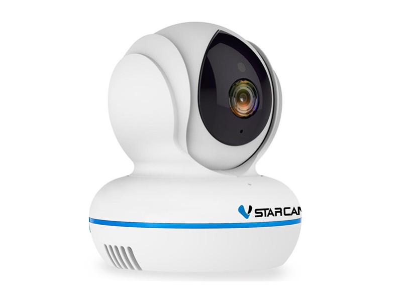 Камера VStarcam C22Q Поворотная беспроводная IP-камера 4Mp, 2560x1440, 330*, P2P, MicroSD lomo камера lomo