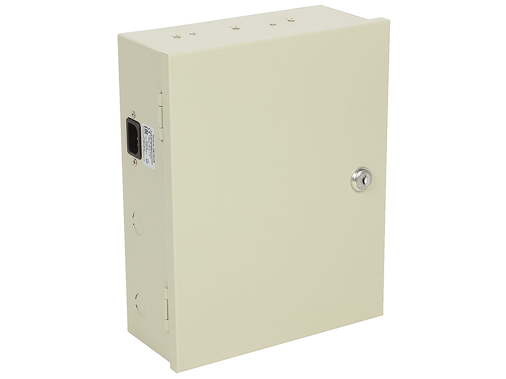 Блок питания ORIENT PB-0910B, OUTPUT: 12V DC поддержка АКБ различной емкости, AC 100-240V/ DC 12V, 9 выходов x 1100mA ( Imax ~ 10A ), стабилизированный, защита от КЗ, ручная dc dc boost converter 10v 32v to 12v 35v step up power supply module 150w 10a