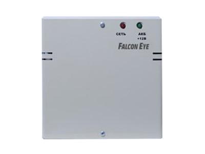 Бесперебойный блок питания Falcon Eye FE-1230 12В, 3А. Металлический корпус, U=12B, Iном=3А, Iмакс.=3,5А , Под: АКБ 7А/ч. Размер 175х175х70.