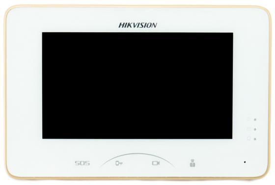 Видеодомофон Hikvision DS-KH8300-T белый