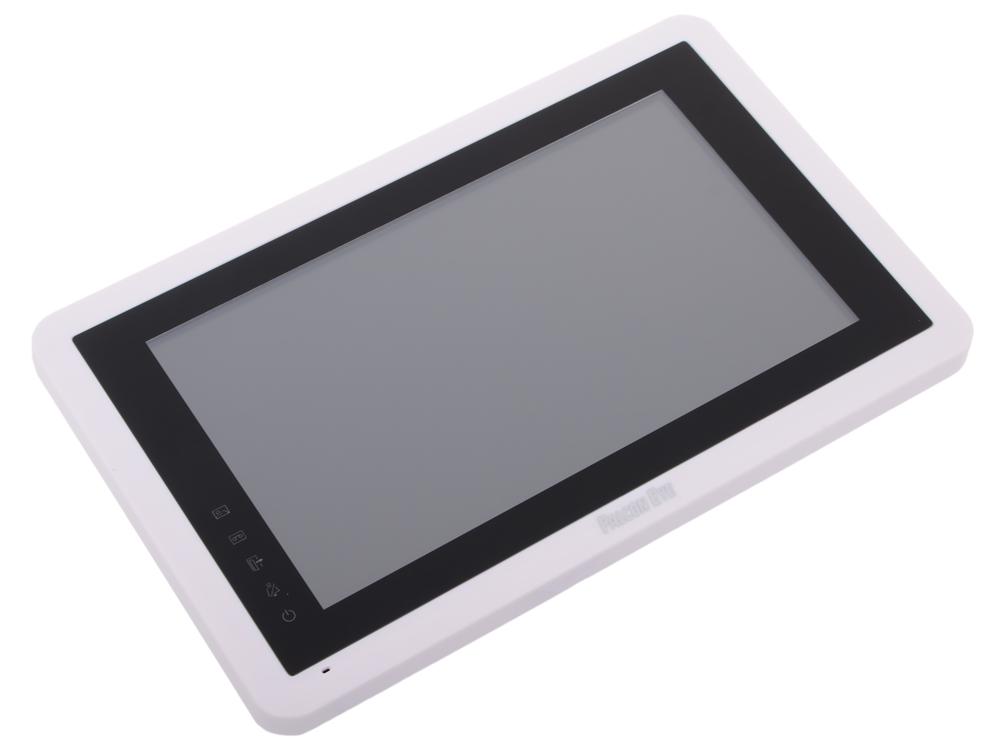 Комплект видеодомофона Falcon FE-70i  цветной, сенсорный, 7 дюймов интерфейс IPhone Возможности подключения 2 вызывных панели, 4 камеры, до 4 мониторо