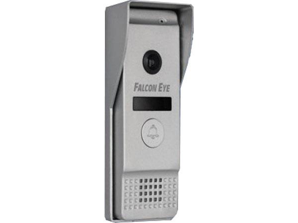 Вызывная панель Falcon Eye FE-400 AHD (Silver) разрешение 1.3 Мп;  угол обзора 110гр.; ИК подветка;  питание DC 12В;  рабочий диапазон t -30…+60; комп
