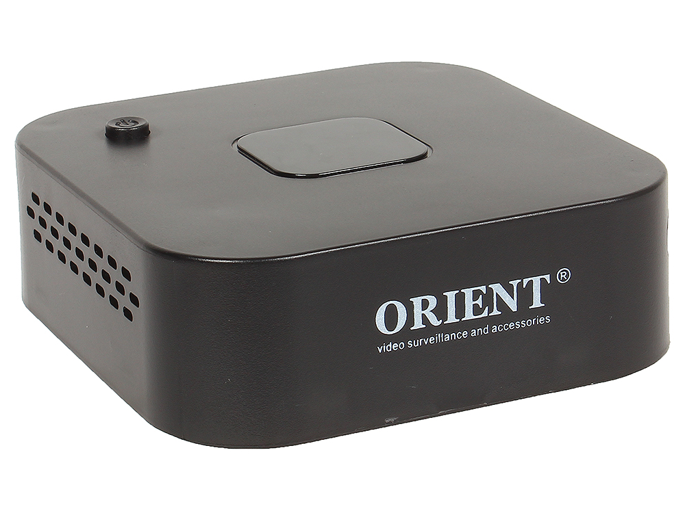 Видеорегистратор ORIENT NVR-04mini 4-канальный сетевой регистратор для IP камер