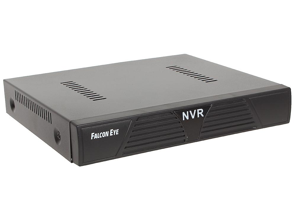 Видеорекордер Falcon Eye FE-NR-2108 8-канальный IP видеорегистратор; Режимы записи:8?(1280*720),8?(1280*960),8?(1920*1080) ; Общий поток до 50 Мбит/с;