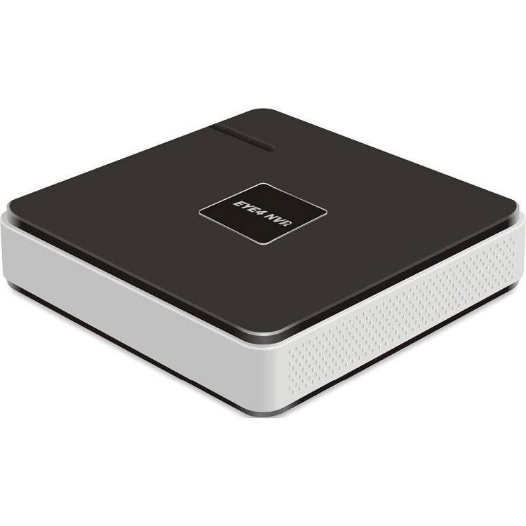 Видеорегистратор VStarcam NVR-400P 4х канальный, Onvif и RTSP, 1920x1080p, UpTo 6 ТБ E-Sata