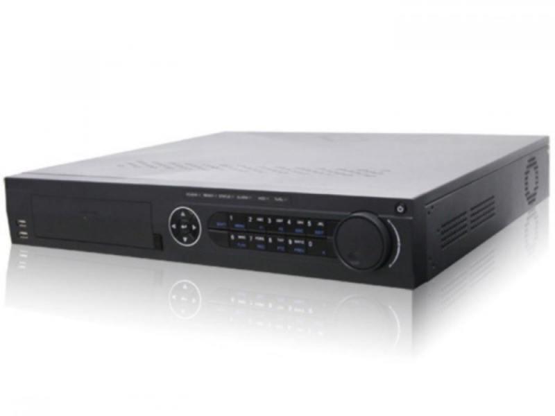 Видеорегистратор сетевой Hikvision DS-7716NI-E4/16P 1920x1080 4хHDD 2хUSB2.0 USB3.0 RS-485 HDMI VGA