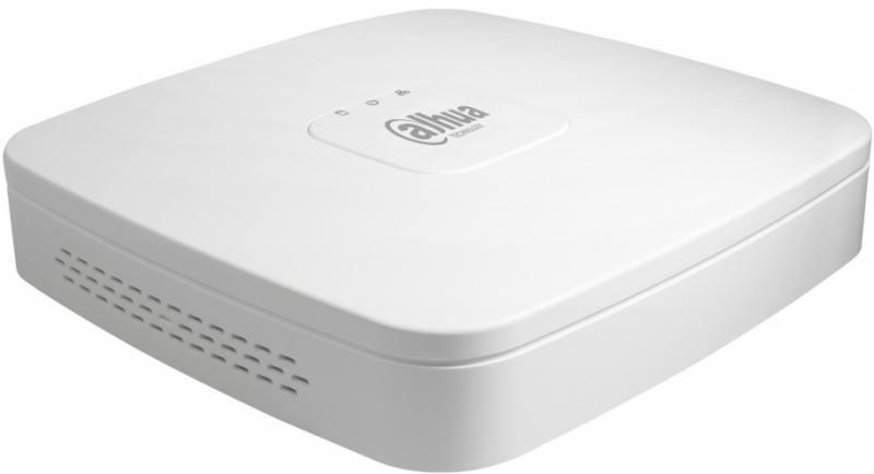Видеорегистратор сетевой Dahua DHI-NVR4116 1хHDD 4Тб HDMI VGA до 16 каналов RJ-45