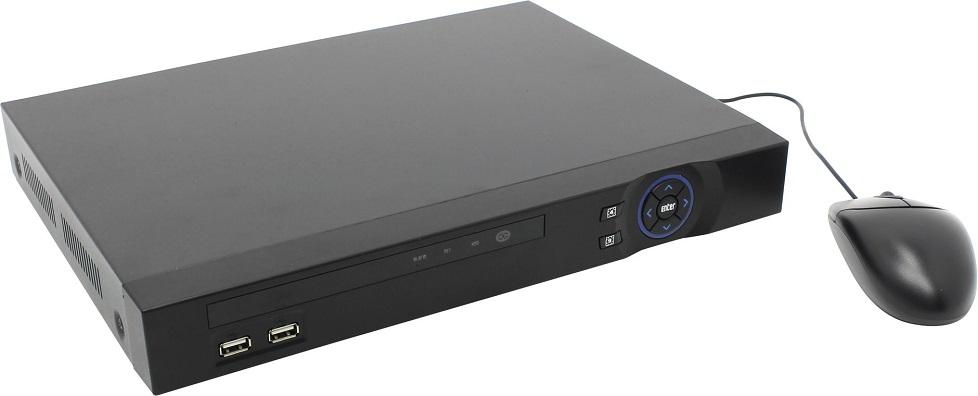 """Видеорегистратор ORIENT NVR-8825S 25-канальный сетевой регистратор для IP камер, 25 x 1080p со звуком, H.264, ONVIF 2.4, 2x3.5"""" HDD"""