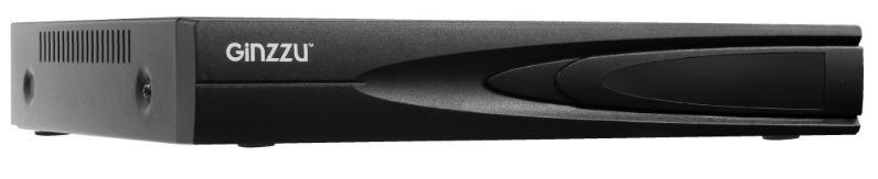Регистратор Видеонаблюдения GINZZU HD-811 8-канальный 1080N гибридный 3 в 1 видеорегистратор