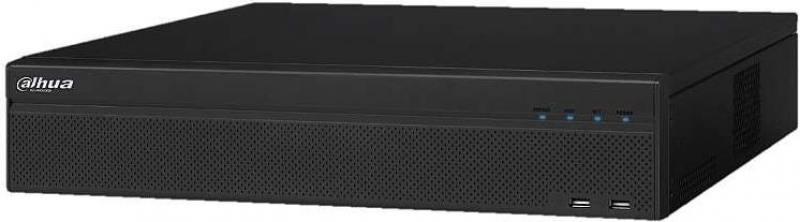 Видеорегистратор сетевой Dahua DHI-NVR5864-4KS2 3840x2160 8хHDD 6Тб HDMI VGA до 64 каналов видеорегистратор сетевой dahua dhi nvr2104hs p s2 1хhdd 6тб hdmi vga до 4 каналов