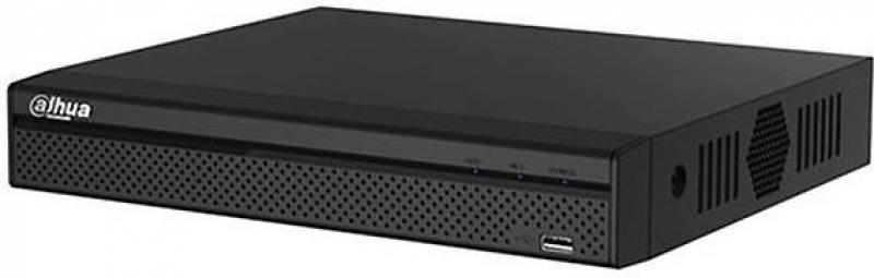 Видеорегистратор сетевой Dahua DHI-NVR5216-16P-4KS2 2хHDD 6Тб HDMI VGA до 16 каналов dahua original 16ch 3mp h2 64 ipc hfw1320s 16pcs bullet ip security camera poe dahua dhi nvr4216 16p 4ks2 waterproof camera kit