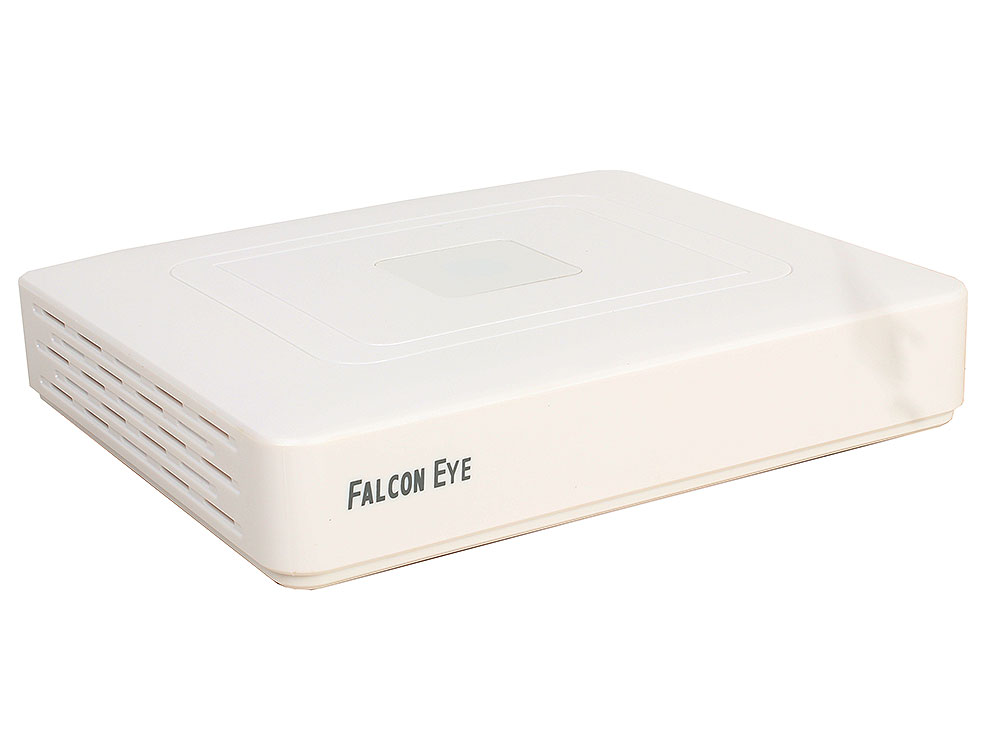 Видеорегистратор Falcon Eye FE-1104MHD light 4-х канальный гибридный(AHD,TVI,CVI,IP,CVBS) регистратор Видеовыходы: VGA;HDMI; Видеовходы: 4xBNC;Разреше рекордер для видеонаблюдения falcon eye fe 5104mhd 4 канала ahd tvi cvi ip cvbs 2560 1920p