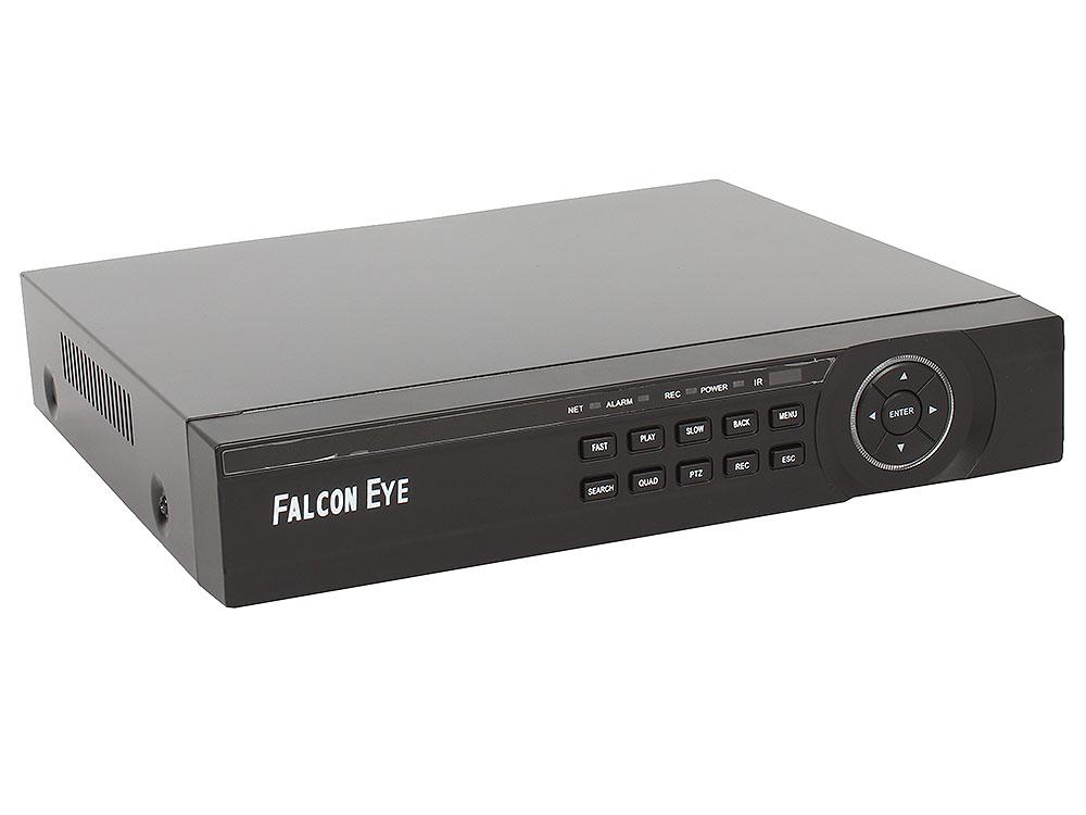 Видеорегистратор Falcon Eye FE-2104MHD  4-х канальный гибридный(AHD,TVI,CVI,IP,CVBS) регистратор Видеовыходы: VGA;HDMI; Видеовходы: 4xBNC;Разрешение