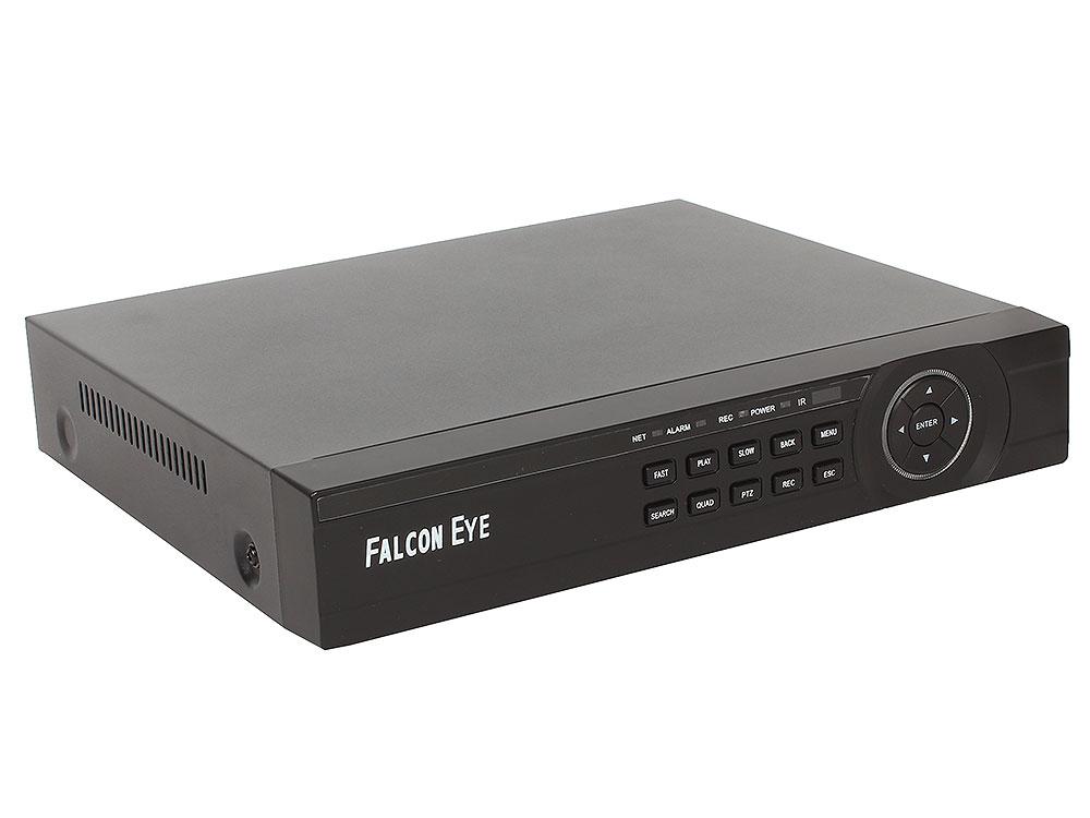 Видеорегистратор Falcon Eye FE-2108MHD 8-ми канальный гибридный(AHD,TVI,CVI,IP,CVBS) регистратор Видеовыходы: VGA;HDMI; Видеовходы: 8xBNC;Разрешение