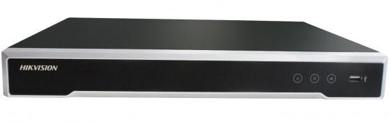 Видеорегистратор сетевой Hikvision DS-7608NI-K2/8P 3840x2160 2хHDD USB2.0 USB3.0 RJ-45 HDMI VGA до 8