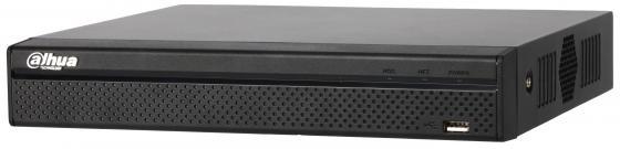 Видеорегистратор сетевой Dahua DHI-NVR2108HS-8P-S2 1хHDD 6Тб HDMI VGA до 8 каналов видеорегистратор сетевой dahua dhi nvr2104hs p s2 1хhdd 6тб hdmi vga до 4 каналов