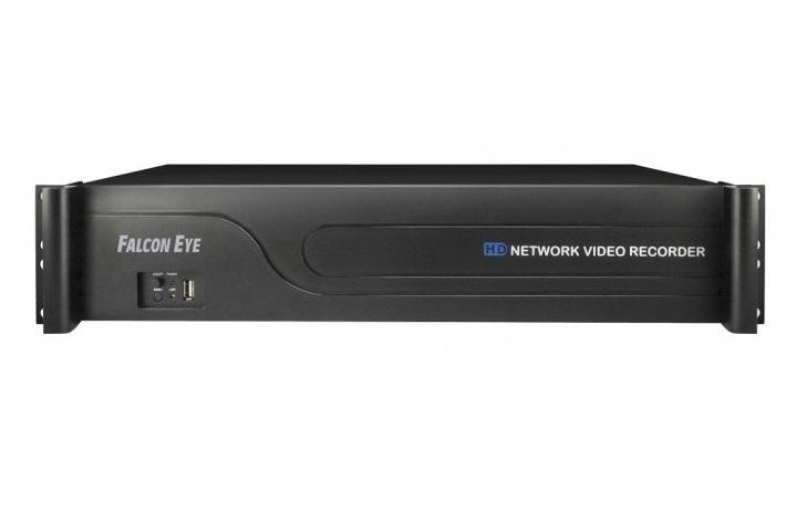 Видеорекордер Falcon Eye FE-NR-8825 PRO 25-канальный IP видеорегистратор видеорегистратор falcon eye fe 5216mhd