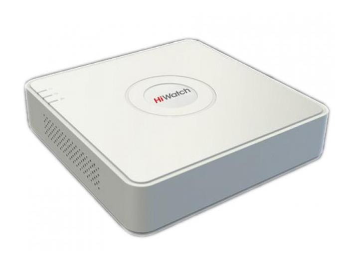 Видеорегистратор HiWatch DS-H116G 16 каналов BNC; Аудиовход: 1 канал RCA; Видеовыход: 1 VGA и 1 HDMI до 1080P; Аудиовыход: 1 канал RCA; видеосжатие H. видеорегистратор hiwatch ds h116g